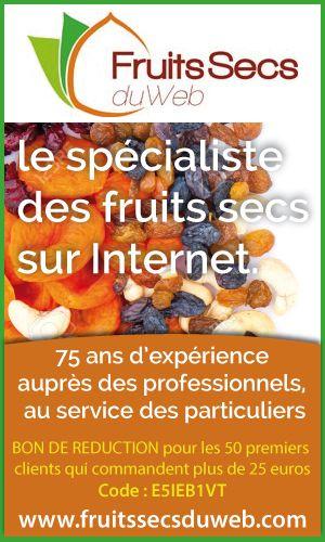 offre Fruit du web