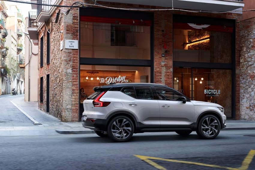 VOLVO enrichit sa gamme de SUV haut de gammes avec le futur «  XC40 »