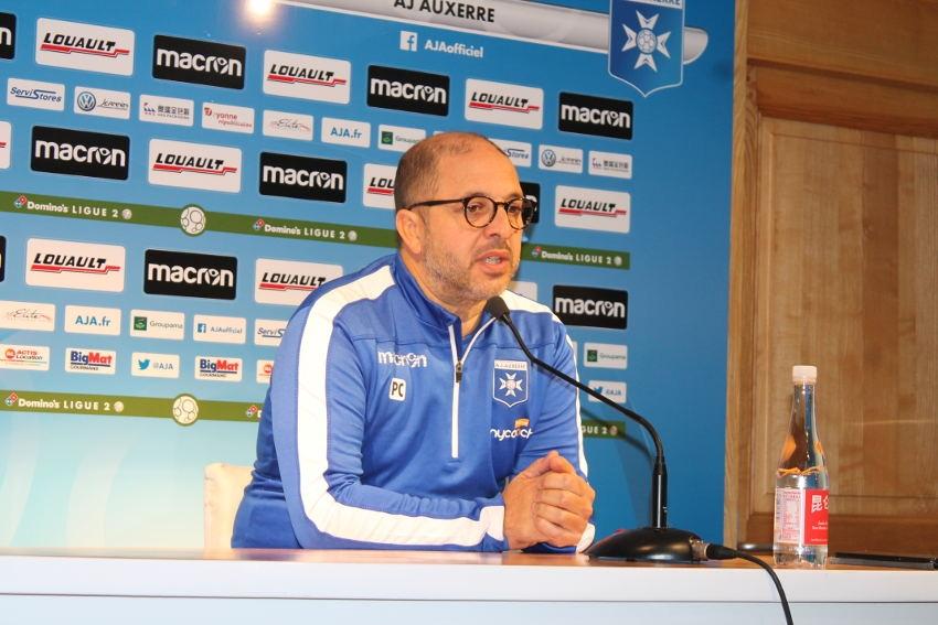 AJ Auxerre : clap de fin et goût d'inachevé pour l'entraîneur Pablo CORREA…