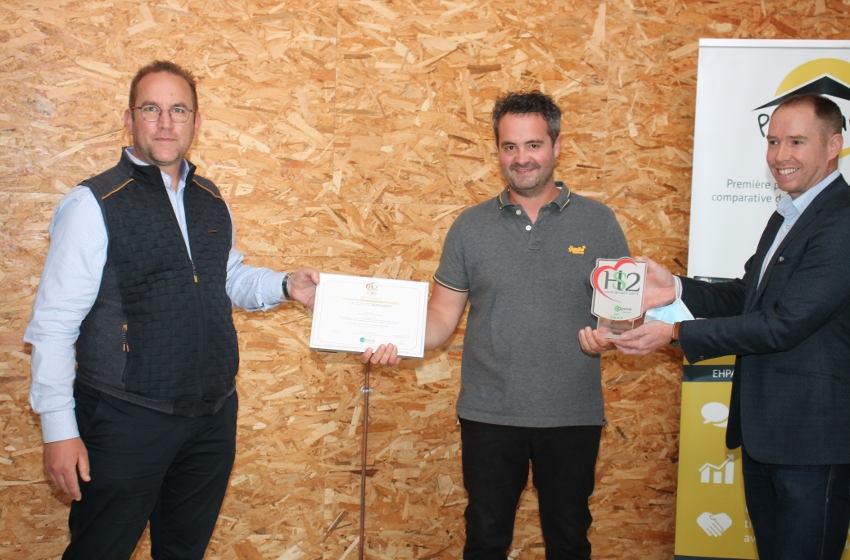 Quatre macarons sur quatre : PAPY HAPPY décroche l'excellence nationale en obtenant le label « HS2 »