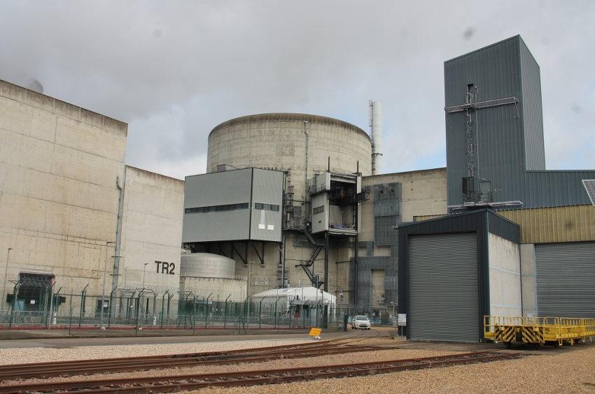 La sécurité en version optimale à la centrale de Belleville : la construction d'un centre de crise local se précise…