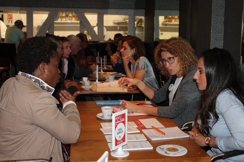 Le Crédit agricole réunit son réseau d'experts au service des créateurs d'entreprises…