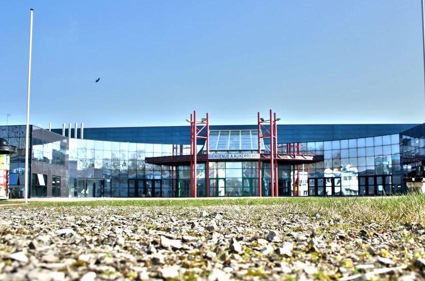Centre France Evènements cible les congrès nationaux en réaménageant le parc des expositions à Auxerre