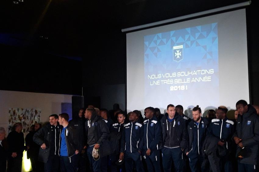 AJA : de belles festivités pour le centenaire du stade de l'Abbé Deschamps…et le temps de la reconquête sportive
