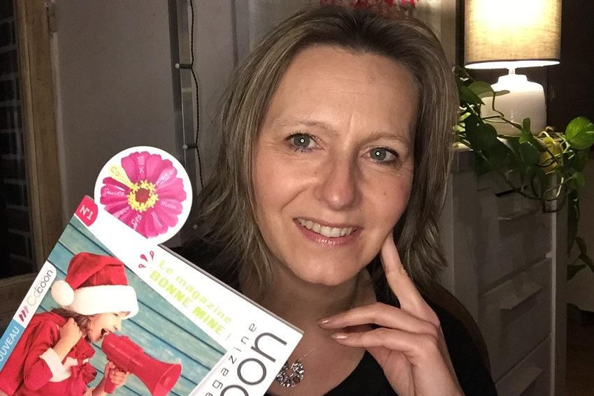 Le pari osé d'Isabelle COSEMANS : « Co'Coon Magazine » se sent pousser des ailes dans les kiosques de France
