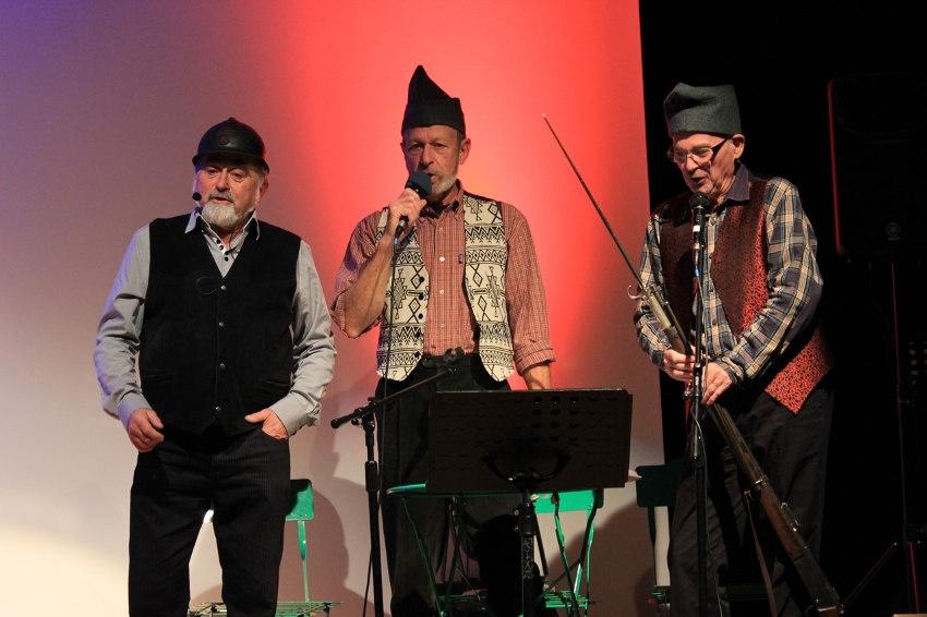 Les chansons de la Grande Guerre interprétées par ENTRE NOUS émeuvent plus de six cents spectateurs du Nord…