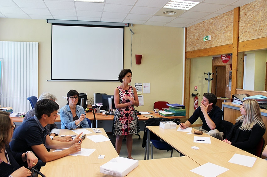 La CPME implante un nouveau club d'entrepreneurs en PUISAYE FORTERRE…