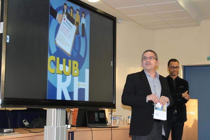 Employabilité et croissance : la CCI de l'Yonne procède à un état des lieux pour les membres du club RH…