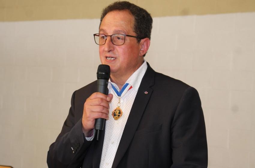 Lions Club d'Auxerre Phoenix : passage de témoin sous le soleil pour Marc LABARDE