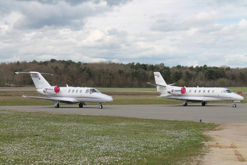 EDEIS enregistre une progression de 2 % de ses activités sur le site aéroportuaire d'Auxerre Branches…