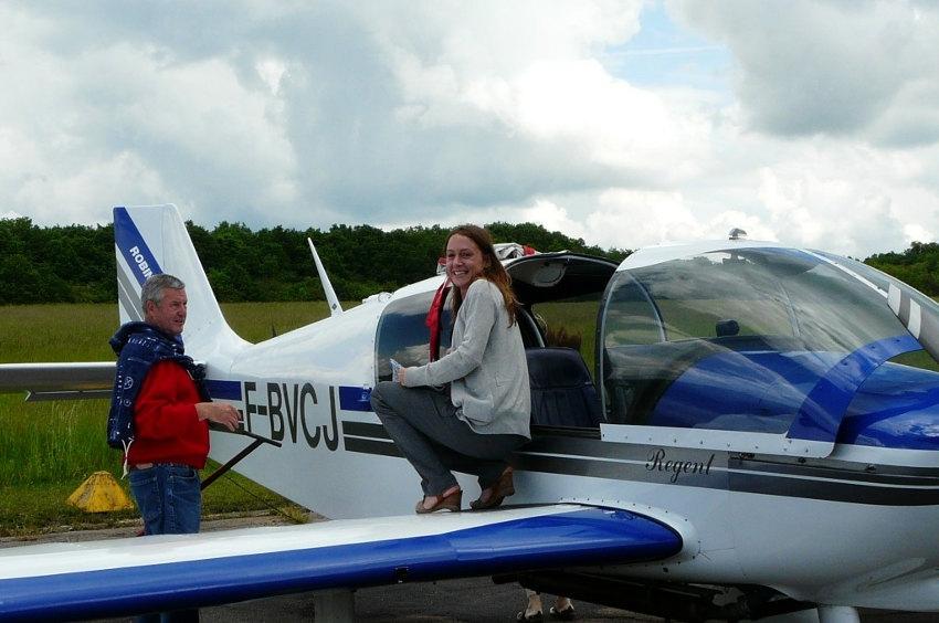 Aéronautique : les filles vont se sentir pousser des ailes en Bourgogne Franche-Comté…
