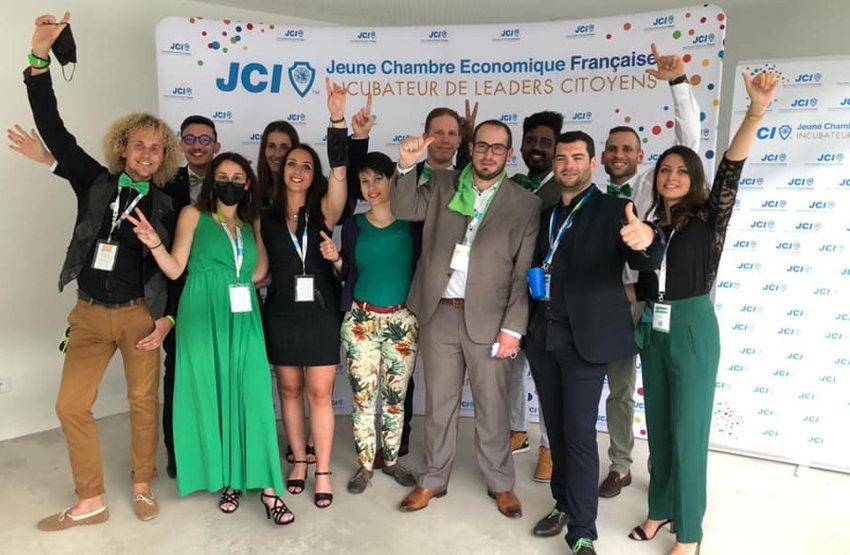 Partenariat : Jeune Chambre Economique et Centre des Jeunes Dirigeants ont des atomes crochus…