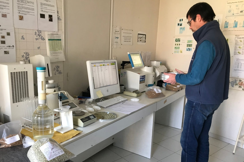IDENTITE CEREALES souhaite étendre sa bibliothèque analytique de produits céréaliers à l'Hexagone