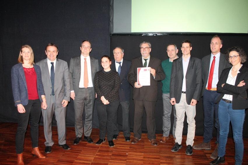 La certification Iso 9001 obtenue, le Syndicat départemental d'énergies de l'Yonne voit encore plus loin…