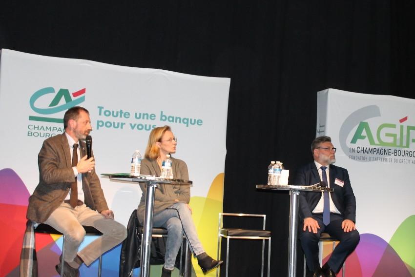 Assemblées générales : le Crédit agricole Champagne Bourgogne tâte le pouls de ses sociétaires…