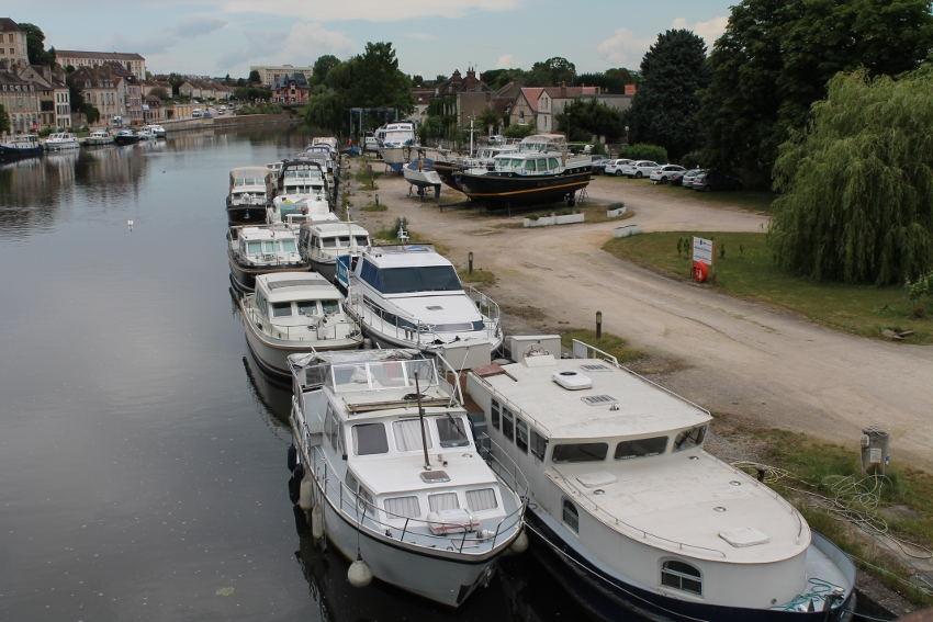 Auxerre coiffe Dijon et Lille sur le fil et accueillera les cinquièmes Rencontres nationales du tourisme fluvial