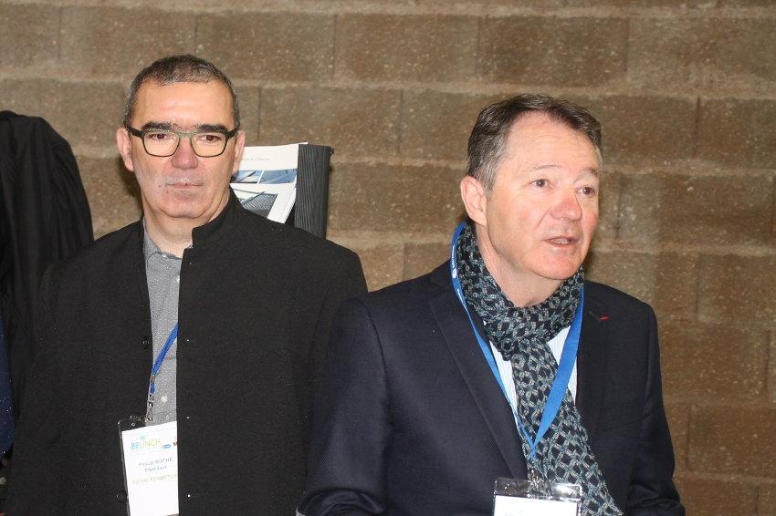 Alain PEREZ (CCI de l'Yonne) délivre un message fort aux entrepreneurs : « Soyez préparés et faisons front ! »