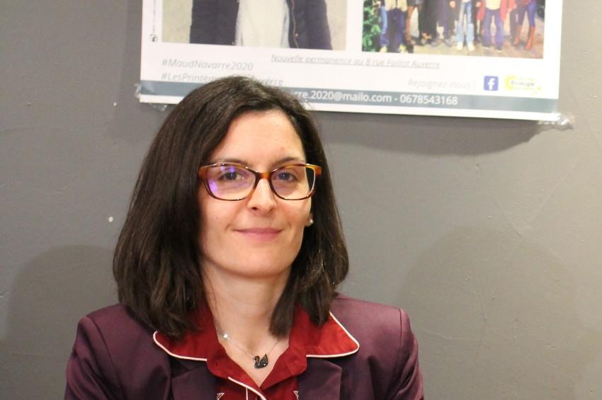 Elle répond à la demande d'alliance écologiste : Maud NAVARRE pose une équation à deux inconnues…