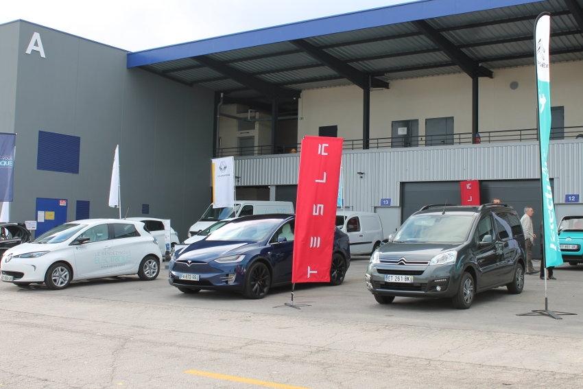 La journée du « E-Day de la Mobilité » se profile à l'horizon : les véhicules électriques seront à la fête à Prenois