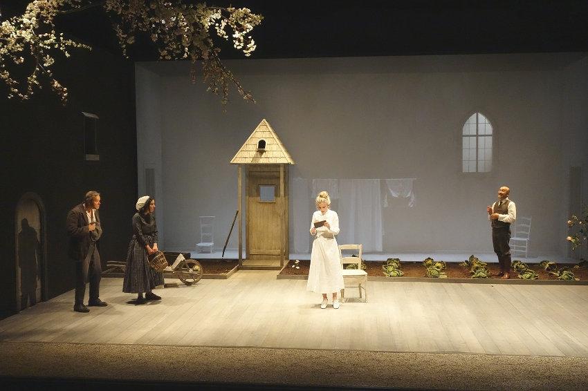 L'œuvre de Molière (« L'école des femmes ») revisitée par Philippe ADRIEN ce soir à Auxerre…