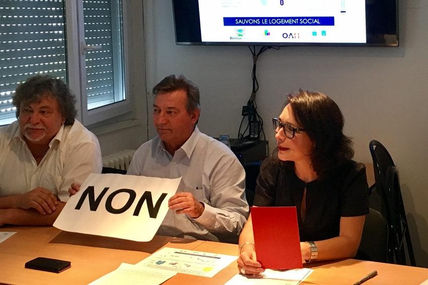 Les bailleurs sociaux de l'Yonne jugent irresponsable le projet de loi de finances 2018 en matière de logement…