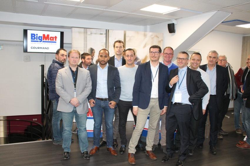 BIG MAT GOURMAND plébiscite cinq filiales de SAINT-GOBAIN lors d'une soirée d'exception…