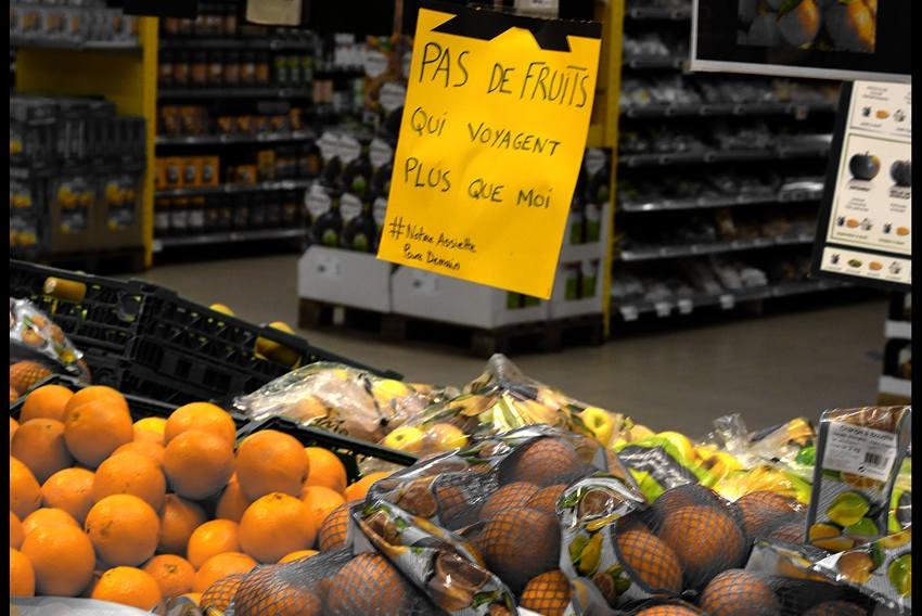Les consommateurs sont invités à réfléchir à leur alimentation : nouvelle campagne de l'APA 89