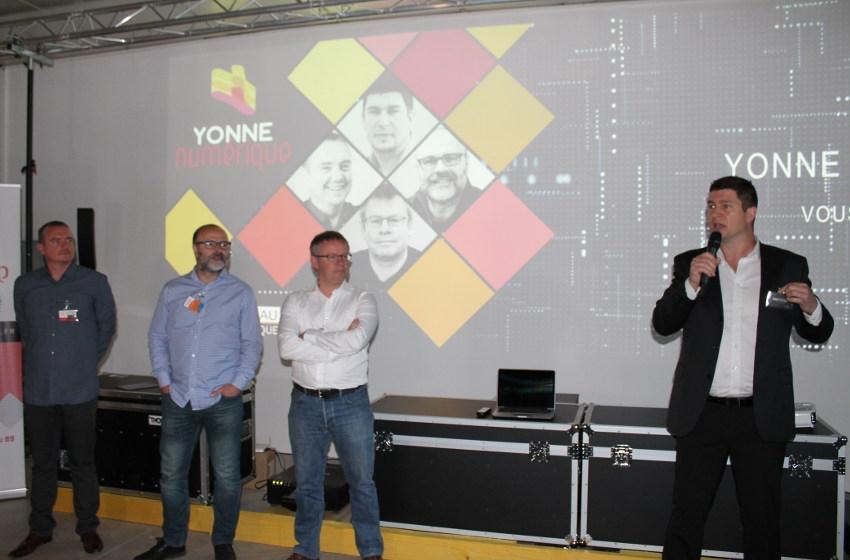 Valoriser les pépites du digital : l'ambitieux pari relevé par YONNE NUMERIQUE !