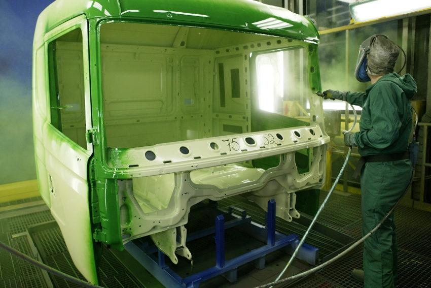 Les cabines de peinture utilisées par les carrossiers feront-elles peau neuve grâce au CNPA ?