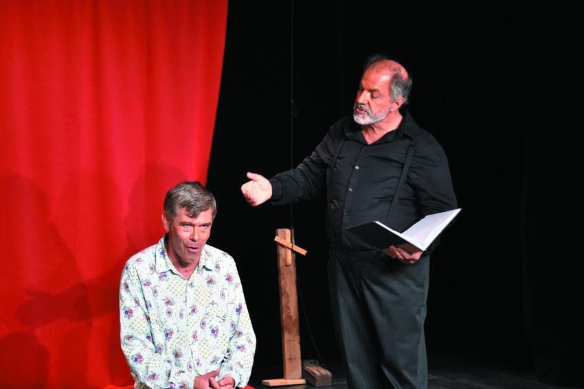 Sur les traces de DAU et CATELLA : un « Don Quichotte » qui ne manque pas de piquant à la Closerie !