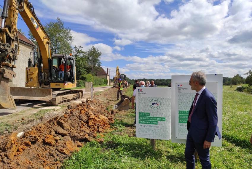 La transformation numérique va s'accélérer pour 31 collectivités de l'Yonne bénéficiaires des aides de l'Etat