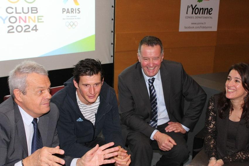L'Yonne mise sur son attractivité pour obtenir sa part d'olympisme en 2024