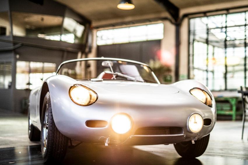 Le 718 RS 60 SPYDER a soixante ans : PORSCHE salue les prouesses d'un mythe du sport automobile…