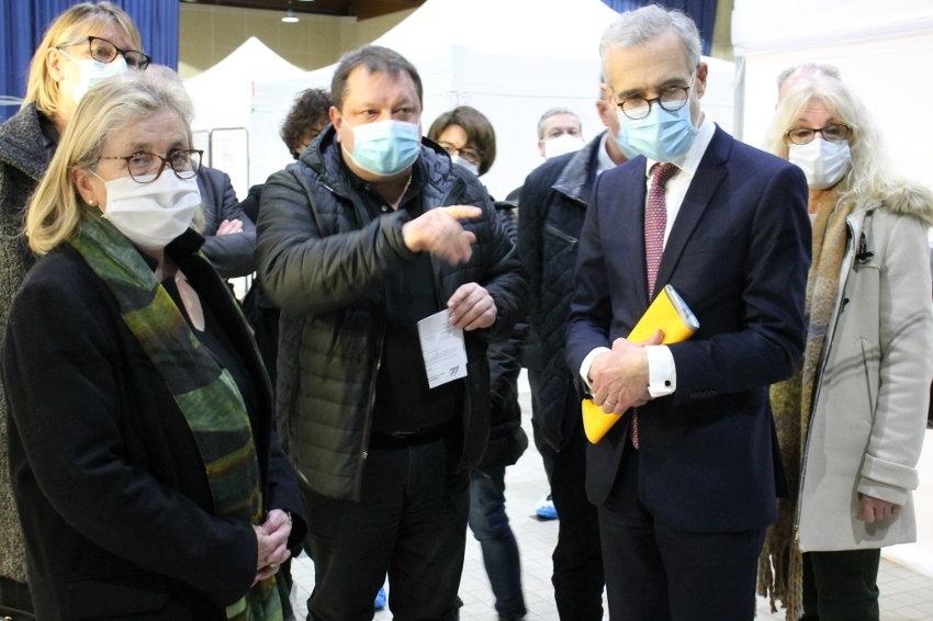 La réactivité l'emporte sur l'inertie : le Sénonais vaccine grâce à son propre centre de soins pour gagner la guerre…