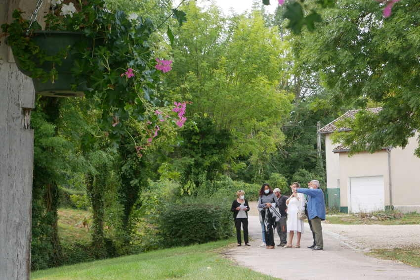 Yonne Tourisme toujours sur le pont : des visites conseils s'organisent au bénéfice de la valorisation paysagère
