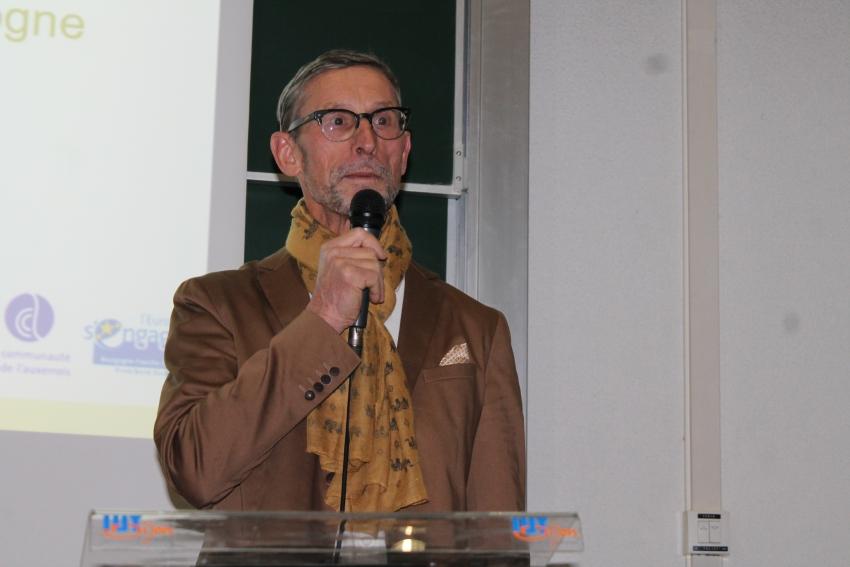 BGE Nièvre Yonne et le Pôle universitaire IUT d'Auxerre : des convergences pédagogiques sont en vue !