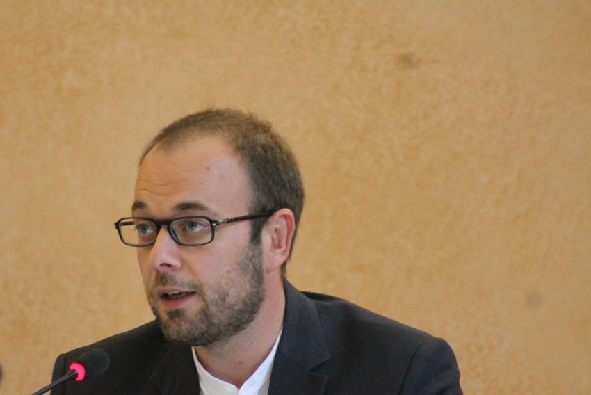 Restauration scolaire : le président de la CC du JOVINIEN Nicolas SORET est favorable à la présence de produits bio