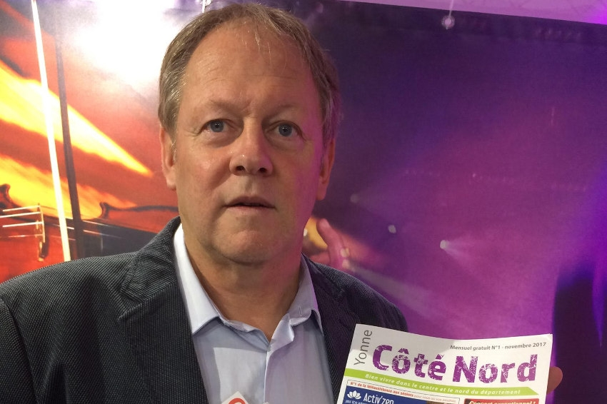 Yonne Côté Nord publie un numéro double avant de prendre ses quartiers d'été…