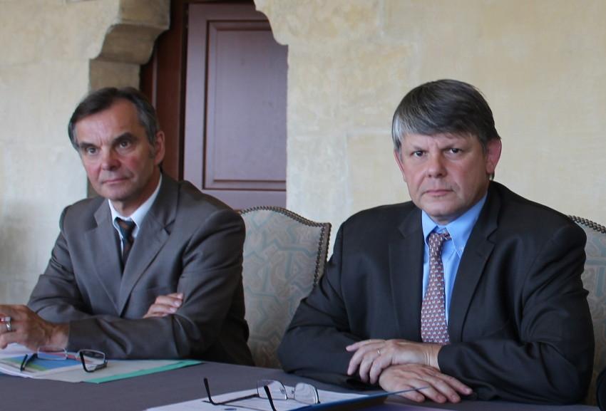 Le Vaucluse : nouvelle affectation pour l'ancien préfet de l'Yonne, Jean-Christophe MORAUD
