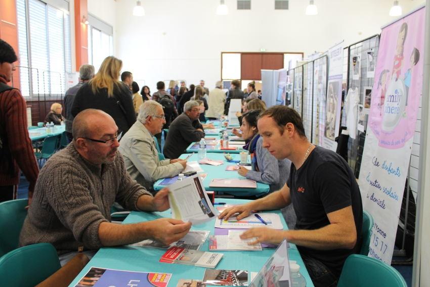 Le Forum Opportunité Emploi justifie son existence : une centaine d'offres de recrutement ont été pourvues…
