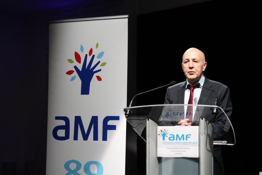 L'association des maires de l'Yonne procède à un état des lieux éclectique de ses activités