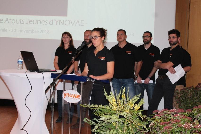 YNOVAE s'appuie sur le programme « Atouts Jeunes » pour renforcer la pédagogie des nouveaux agriculteurs…