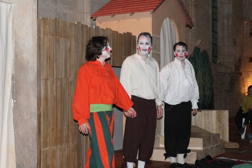 L'esprit de Molière s'invite à l'Abbaye de REIGNY pour inaugurer le nouveau programme des « Quatre Saisons »…