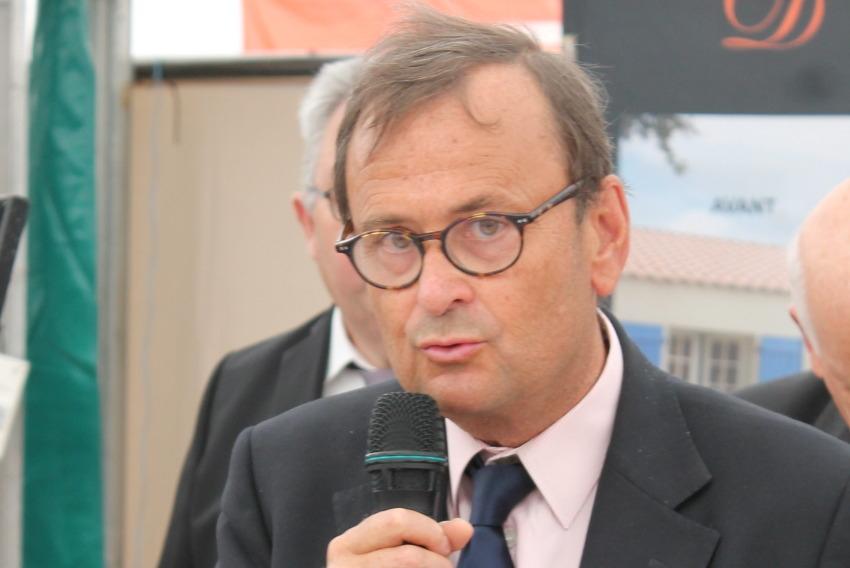 « Etre dans la prospective » : le credo martelé par Jean-Philippe SAULNIER-ARRIGHI à la Foire de Toucy