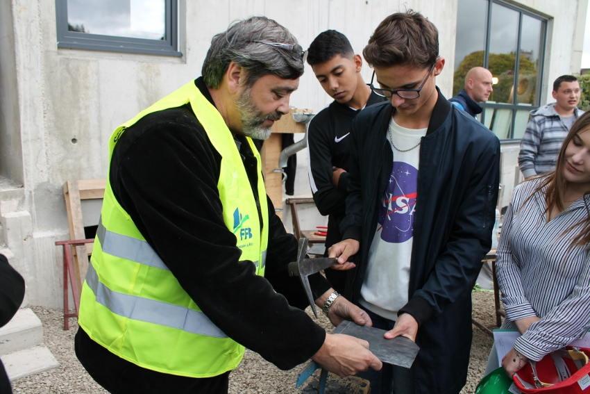 Les étudiants de l'IUT Génie civil rencontreront les acteurs de la filière bâtiment grâce à la FFB de l'Yonne