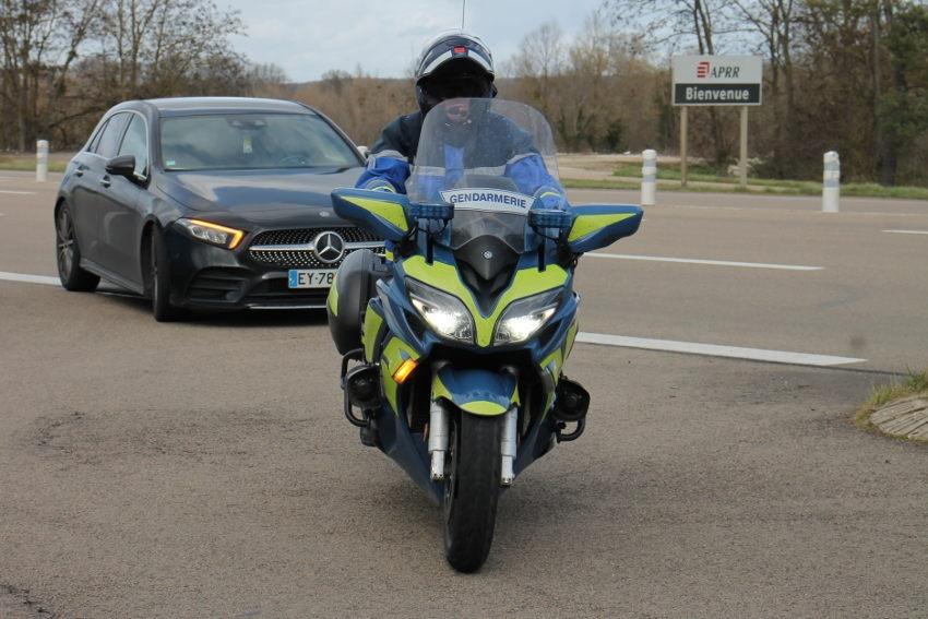 115 infractions ont été constatées lors d'un contrôle : pluie de contraventions pour les amateurs de vitesse excessive