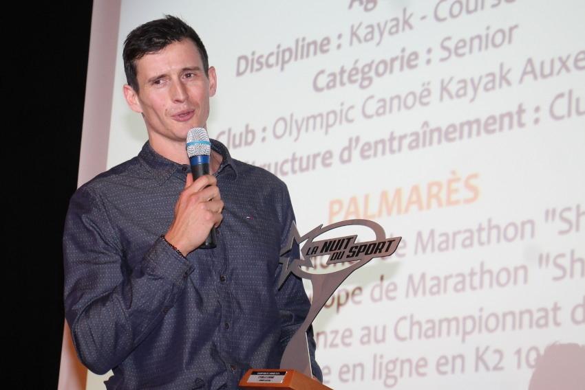 La déception est immense : Cyrille CARRE devra s'armer de patience avant de tutoyer le rêve olympique