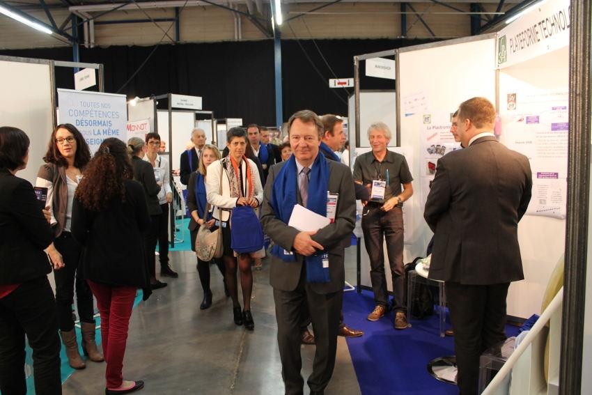 220 entreprises exposeront leur savoir-faire aux Rencontres industrielles de Bourgogne Franche-Comté