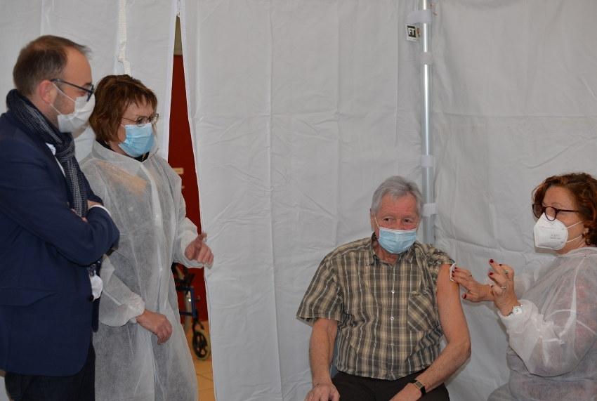 L'exemplarité pour convaincre : Jean-Pierre BAUSSART en premier de cordée de l'injection à Joigny