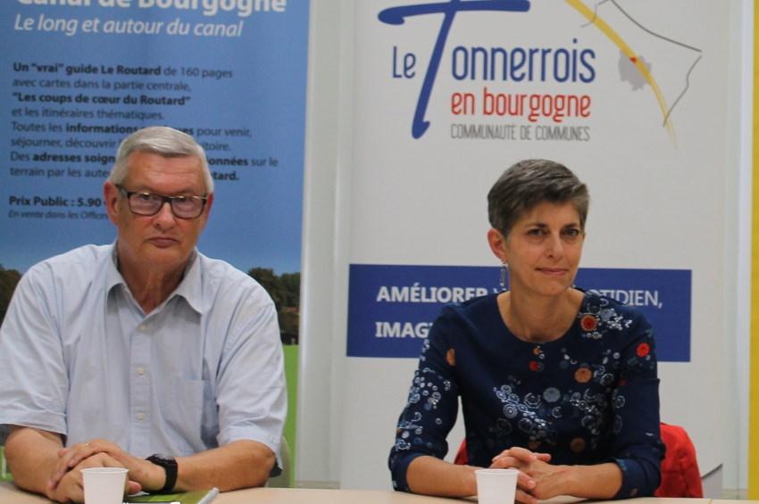 Anne JERUSALEM (CCLTB) : « Sans l'aide de financeurs, on ne pourra mener à bien les projets structurants… »